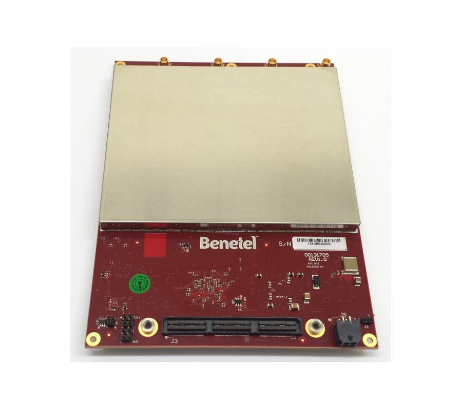 RF Modules: 27dBm RF Module LTE TDD 3.5GHz Band 42+ | Benetel